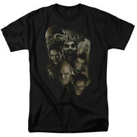 Grimm Wesen Licensed Adult T-Shirt