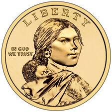 2012-P BU Native American Sacagawea Dollar