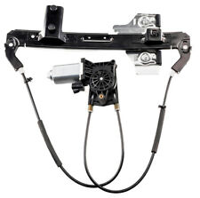 Rear Right Passengers Side Power Window Regulator Motor for Tahoe Escalade Yukon