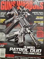 Guns & Weapons Magazine FN America Patrol Duo April/May 2015 010918nonrh