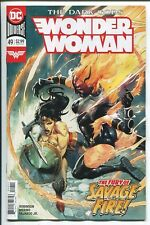 WONDER WOMAN #49 - STEPHEN SEGOVIA MAIN COVER - DC COMICS/2018