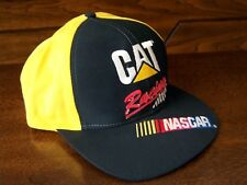 NASCAR Cat Racing #22 Bill Davis Racing Signed Hat Cap NWOT