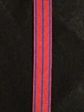 Medal of Bravery (MB), Miniature Ribbon, 40 inches