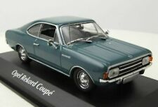 MXC940046121 - Car Coupé Opel Rekord C Of 1966 Of Color Blue