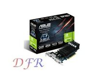 SCHEDA VIDEO 2GB NVIDIA ASUS GeFORCE GT730 DDR3 PCI EXPRESS 2.0 2GB HDMI DVI VGA