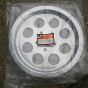 Harley Chrome Outer Pulley Cover - V-Twin 42-0660