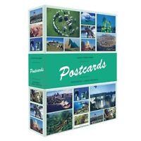 Album for postcard Lot Leuchtturm 347770 Postcard Album Collection 50 Album Page
