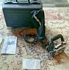 PORTER-CABLE 557 Deluxe Biscuit/Plate Joiner