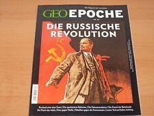 """GEO EPOCHE Nr. 83 """"DIE RUSSISCHE REVOLUTION"""" NEUWERTIG!"""