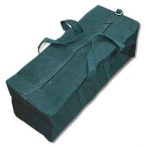 HEAVY DUTY CANVAS TOOL BAG Water Resistant Storage Equipment DIY Caddy GYM UK