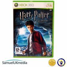 Harry Potter and the Half Blood Prince (Xbox 360) ** dans une toute nouvelle affaire! **
