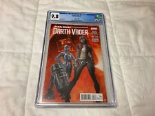 Star Wars Darth Vader comic…issue 3..1st Doctor Aphra…CGC 9.8 White, 2nd print