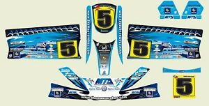 GO KART GRAPHICS STICKER DECALS KIT VARIOUS MODELS AVALIABLE SEE IMAGES FOR LIST