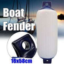 16x58cm PVC Boat Marine Fender Buffer Inflatable Bumper Dock Shield Protection !