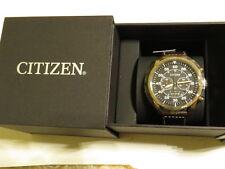 Citizen Eco-Drive Solar Herrenuhr Chronograph CA4213-00E / 10bar NEU