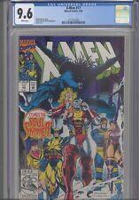 X-Men #17 CGC 9.6 1993 Marvel Comic:  New Frame