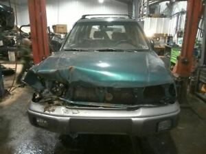 Steering Gear/Rack Power Rack And Pinion Fits 98-02 FORESTER 93099