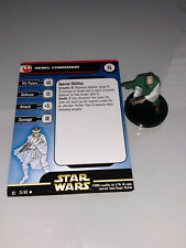 Star Wars Miniatures Rebel Commando Rebel Storm #15