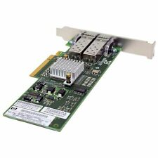 HP 571519-001 42B PCIe FC DUAL Port Host Bus Adapter AP768-60001 BROCADE