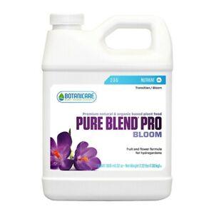 Botanicare Pure Blend Pro Bloom 1 Quart