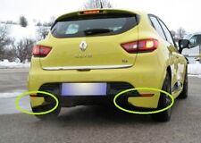 Heckdiffusor Heckansatz Diffusor für Renault Clio 4 12-19 PP25543