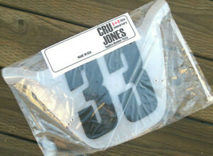 Cru Jones Replica 33 BMX number plate RAD The Movie Old School BMX bill allen