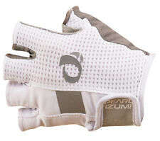 Pearl Izumi Women's Elite Gel Bike Cycling Gloves White - Large
