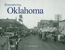 Remembering Oklahoma, Johnson, Larry