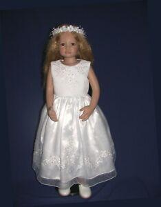 Baby Flower Girls Christening Dress Wedding Bridesmaid Gown Birthday Dresses