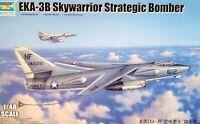 Trumpeter 1:48 Douglas EKA-3B Skywarrior Strategic Bomber Aircraft Model Kit