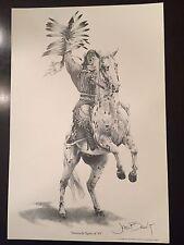 """College Seminole spirit"" FSU renegade Art Print by Joe Belt"