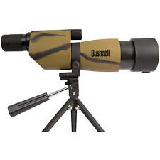 Bushnell Sentry 18-36x50 Spotting Scope (Straight View, Brown Camo) - 783718