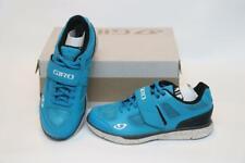 New Giro Whynd Women's Bike Shoes 36 5 Blue Jewel 2-Bolt SPD Cycling MTB Spin