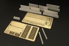 Brengun Models 1/48 VICKERS WELLINGTON FLAPS Resin & Photo Etch Set