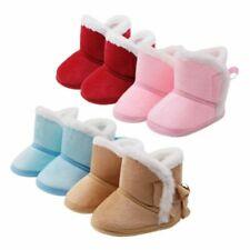 0-18M Baby Schneestiefel Winter Warm Booties Kleinkind Kleinkind Krippe Schuhe