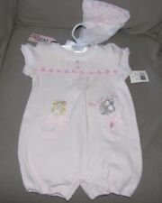 MARY ENGELBREIT BABY GIRL OUTFIT CLOTHES ROMPER SPRING SUMMER LITTLE KITTENS 3-6