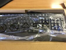 Lenovo 4X30M86879 SK-8827 Pro II Wired External USB Keyboard, Black