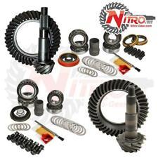 4.11 Ratio - 88-98 Chevrolet/GMC K-1500 Gear Package Kit Nitro Gear and Axle