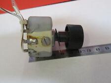 Leitz Wetzlar Laborlux Rheostat Microscope Part As Pictured Ampb2 A 39