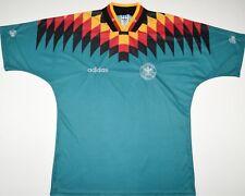 1994-1996 GERMANY ADIDAS AWAY FOOTBALL SHIRT (SIZE L)