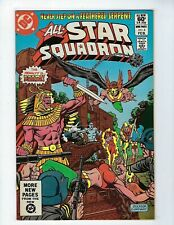 ALL-STAR SQUADRON # 6 (FEB 1982), NM-