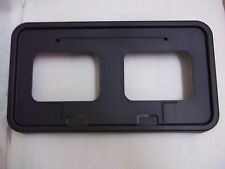 2011 2012 2013 2014 2015 FORD F250SD F350SD FRONT LICENSE PLATE BRACKET