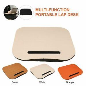 Portable Laptop iPad Tablet Phone Book Reader Cushion Pillow Lap Desk Rest Tray