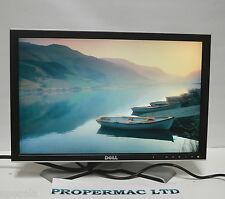 "Dell 20"" 2009W LCD TFT Monitor Widescreen 1680 x 1050 16:10 DVI VGA USB GRADE B"