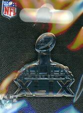 Super Bowl XLIX Logo Pin Patriots Seahawks 49 Feb 1 2015 U of Phoenix Stadium  A