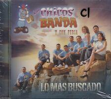 Los Chicos Banda y Con Furia Lo Mas Buscado CD New Sealed