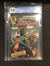 Superman's Pal Jimmy Olsen #134 CGC 7.0 WHITE 1st Appearance Darkseid JLA 1970