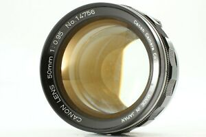 """""""""""AS-IS"""""""" Canon 50mm f/0.95 Dream Lens for 7 7s 7sz L39 from Japan"""