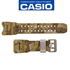 CASIO G-SHOCK Watch Band Strap Mudmaster Mud Resist GWG-1000DC-1A Camo Rubber