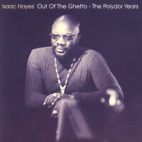ISAAC HAYES Out Of The Ghetto The Polydor Years CD BRAND NEW